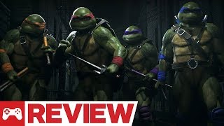 Injustice 2: Teenage Mutant Ninja Turtles DLC Review