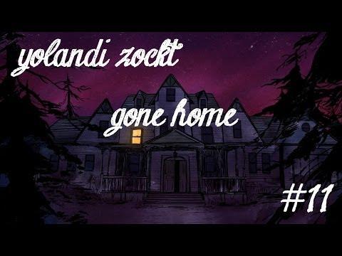 let's play GONE HOME [deutsche Übersetzung] ♦ #11 ♦ Endstation: Dachboden [ENDE]