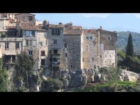 France - Port of Cannes (Medieval Villages of Provence)
