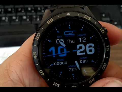kw88 watch face apk download, full Android smartwatch