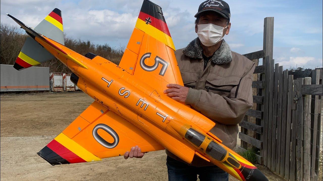 6年ぶりに倉庫から出してきたF-4ファントムラジコン飛行機を飛ばしてみたらメロリンキューだった件
