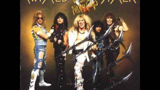 Twisted Sister - Bad Boys (Of Rock 'n' Roll) Studio Version
