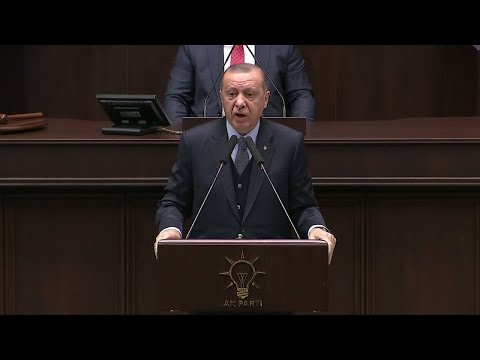 "Recep Tayyip Erdogan: ""It's not possible to accept the message given by Bolton from Israel"""