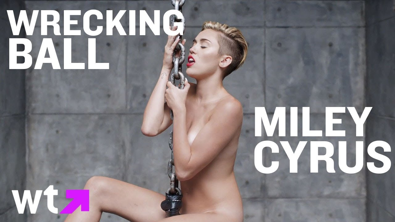 Miley cyrus wrecking ball porn edit - 5 9