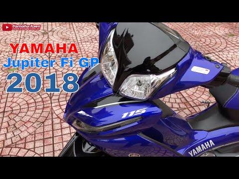 Yamaha Jupiter Fi GP 2018 ▶ Màu Mới Cực Chất!