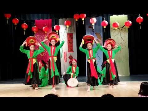 Non nuoc huu tinh by Lac Hong team mua