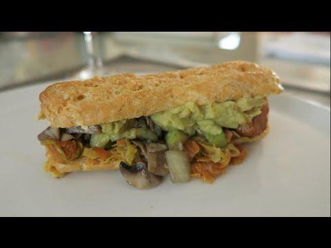 le-sandwich-chaud-vÉgÉ-par-mon-papa