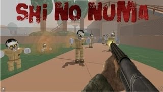 Roblox Shi No Numa (Game 1) (Part 1)