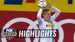 Monchengaldbach vs. Werder Bremen   2015–16 Bundesliga Highlights