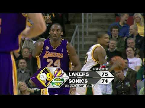Kobe Bryant MVP Season Compilation 11