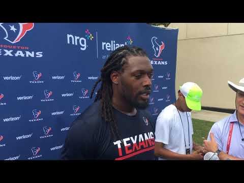 Jadeveon Clowney says Texans got good work against the Saints