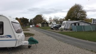 Caravan Site for the NYMR - St Helens In The Park (4K)
