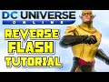 DCUO Styles: Reverse FLASH