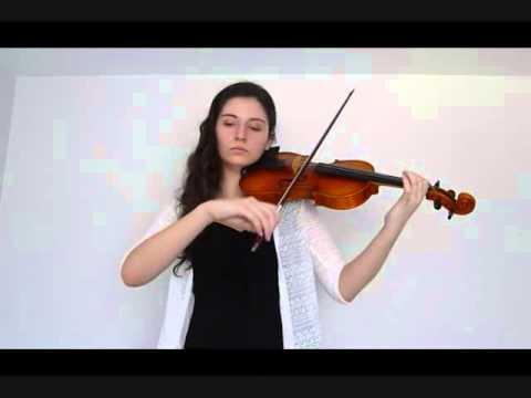 Via Dolorosa Violin Cover