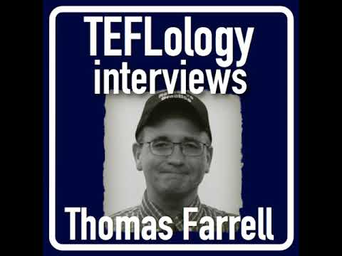 TEFL Interviews 13: Thomas Farrell on Reflective Practice in TESOL