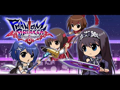 Phantom Breaker BattleGrounds ~Stage 1~ |