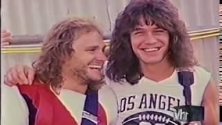 Van Halen Segment on VH1's Heavy: The Story Of Metal