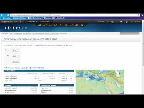 Airlinesim Tutorials 2 - Strategy behind an airline