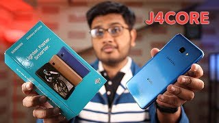 Samsung Galaxy J4 Core 2019 Unboxing And Hand's On