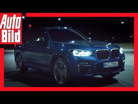 BMW X3 (2017) - Erstes offizielles Video