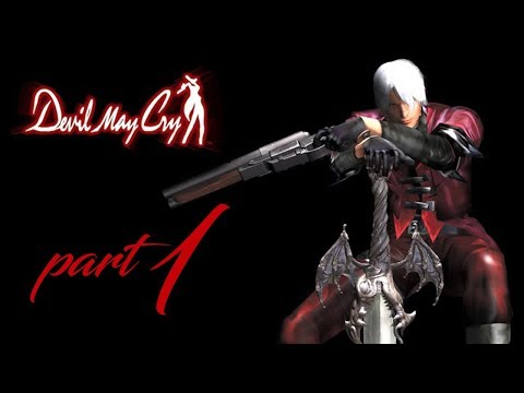 Devil May Cry HD Walkthrough Part 1 No Commentary