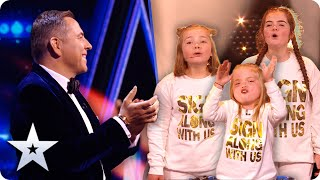 Sign Along With Us bring the FEEL GOOD factor! | The Final | BGT 2020