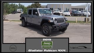 2020 Jeep Gladiator Rubicon 4X4|Walk Around Video|In Depth Review|Test Drive