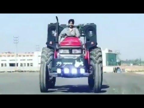 Arjun Nova music system//Modify tractor//Tractors lover's