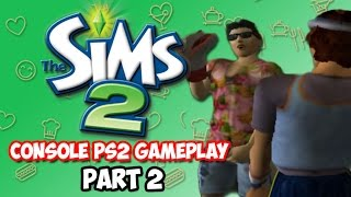BURN MY SOCK PUPPET?!? - The Sims 2: Console PS2 - Part 2