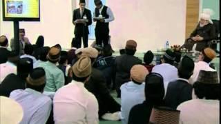 Gulshan-e-Waqfe Nau 28 Sep 2011 Khuddam Class in Oslo, Norway (Islam Ahmadiyya)