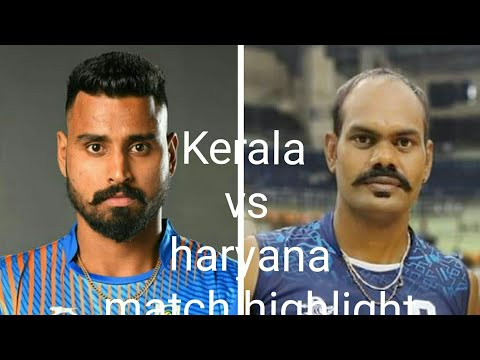 Kerala Vs Haryana # senior national 2018