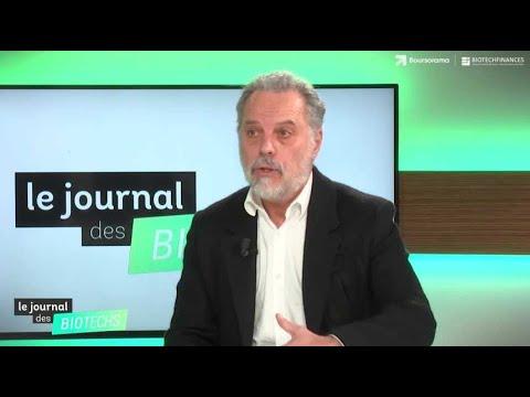 Le journal des biotechs : Inventiva, Genfit, Gensight et Aaron Bensimon, PDG de Genomic Vision