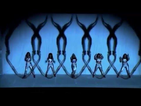 Невероятный танец и компьютерная графика