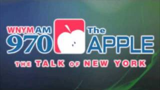 What The Rangers sound like on AM 970 The Apple