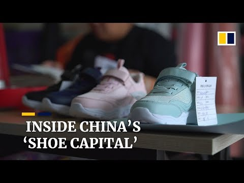 Inside Jinjiang, China's 'shoe Capital' That Used To Churn Out Shoes For Nike And Adidas