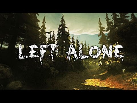 Left Alone - Puzzle Based Indie Horror Game, Full Playthrough (Gameplay / Walkthrough)