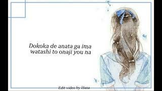 [Lyrics] Lemon - Harutya. ft. Kobasolo