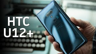 HTC U12+: A dual camera and edge sense features