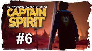 THE AWESOME ADVENTURES OF CAPTAIN SPIRIT [Folge 6] - FINALE - Ein Held ist geboren?