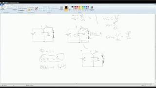 11 класс. Физика. Свободные электромагнитные колебания