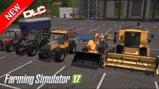 "NOWE DLC do Farming Simulator 17 ""Stare Ale Jare"""