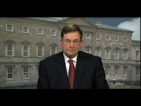 Eamon O'Cuiv resigns as Deputy Leader of Fianna Fáil