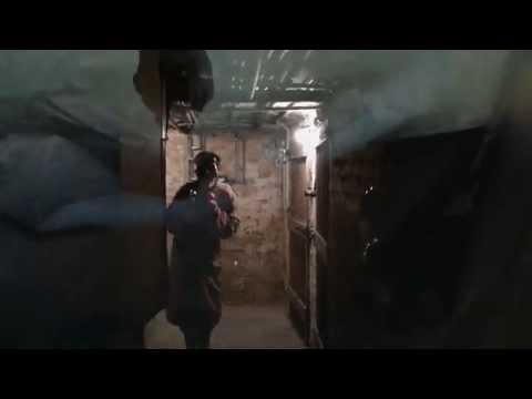 Jaan Patterson & Zaro Ostrich Lunch - 'Underwater Clown'