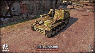 НОВАЯ ОФИГЕННАЯ СТРАТЕГИЯ ПРО ВТОРУЮ МИРОВУЮ ВОЙНУ ! Steel Division Normandy 44