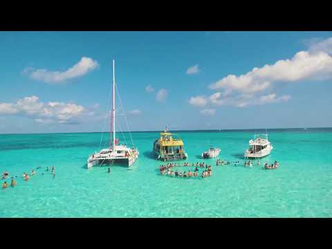 Why You Won't Want To Leave Rum Point, Grand Cayman!