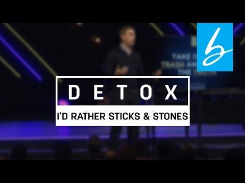 I'd Rather Sticks & Stones