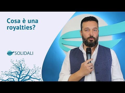 Cosa è una Royalties?