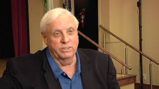 Jim Justice Reacts To Richard Ojeda Running For President