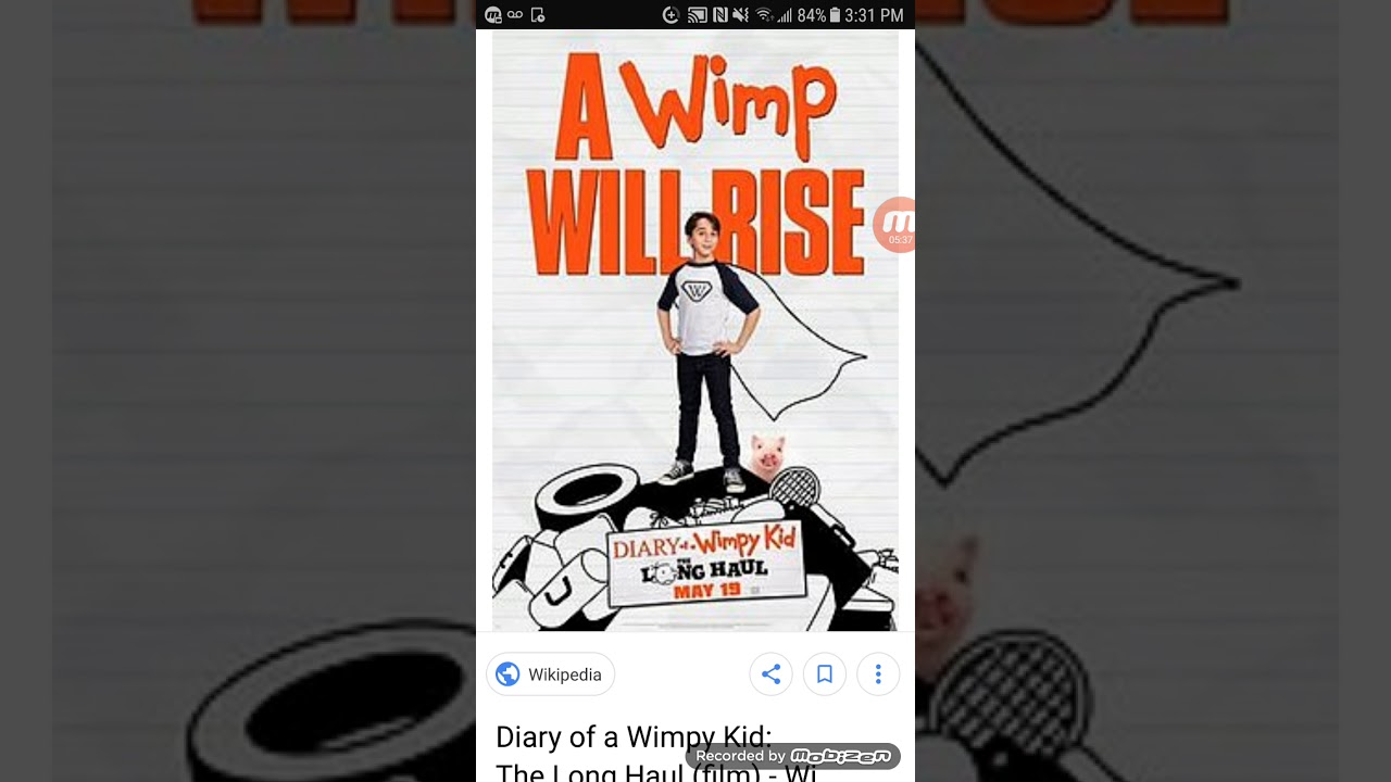 Diary Of A Wimpy Kid: The Long Haul - Movie Rant - YouTube