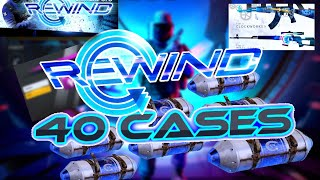 whop  Rewind Event  Critical Ops  40 Case Opening